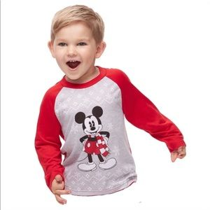 Disney Mickey Mouse Toddler  top
